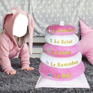 anneaux 5 piliers islam muslim kids
