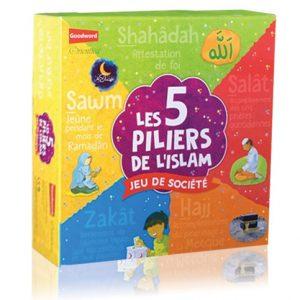 Jeux de société les 5 pilliers de l'islam