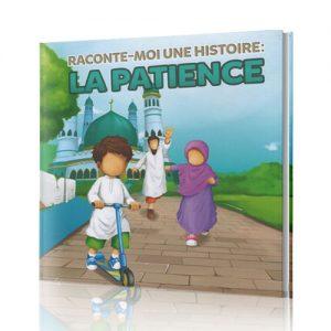 muslim kid livre la patience